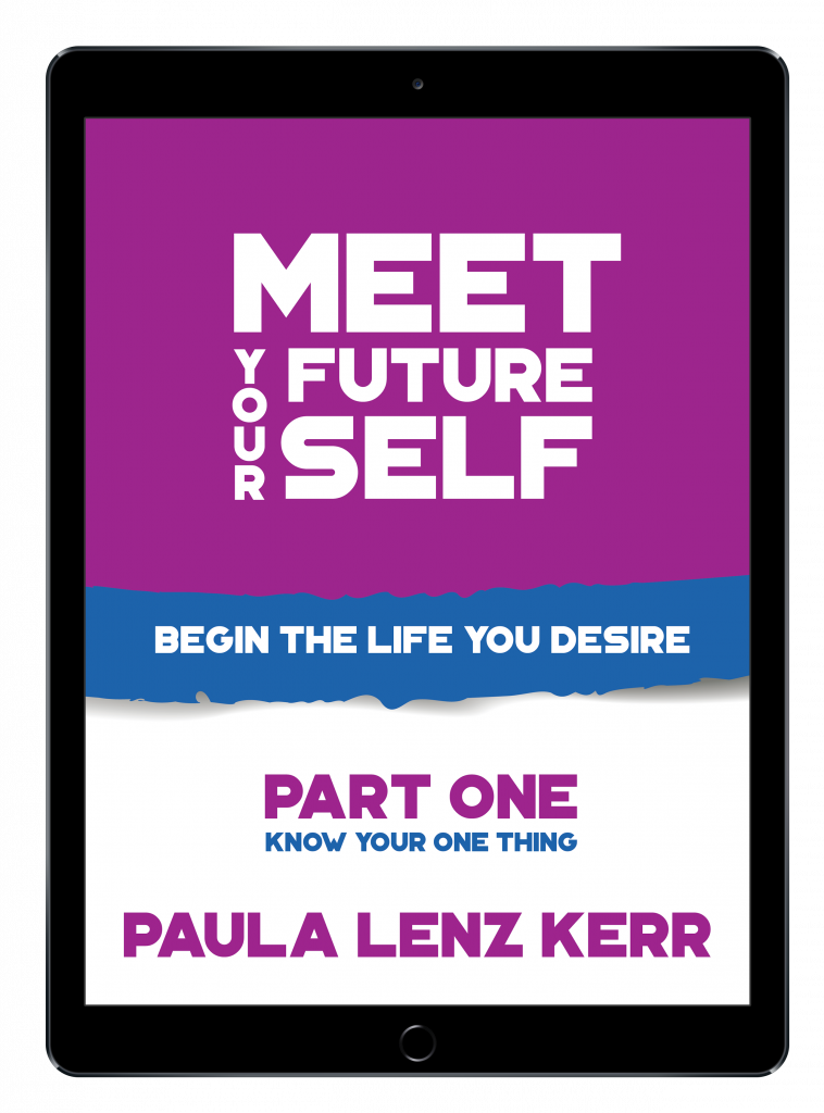 Meet Your Future Self: Your One Thing, Ebook